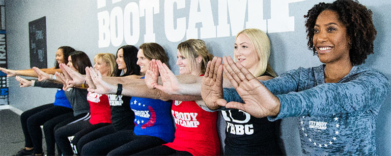 indoor bootcamp