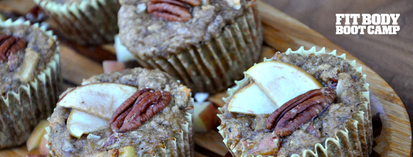 Recipes: Apple Spice Muffins