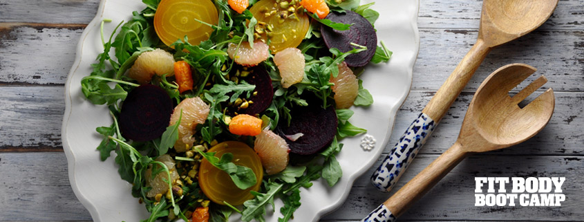 Recipes: Beet and Citrus Salad