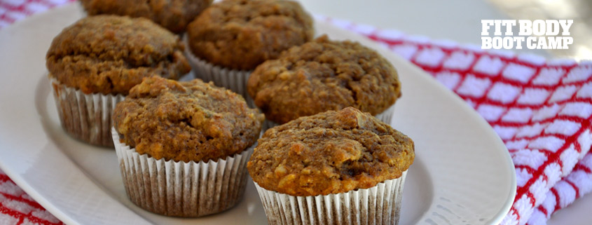 Recipes: Grain-Free Mini Muffins