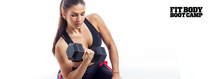 Workout of the Week: Sculpt That Upper Body!