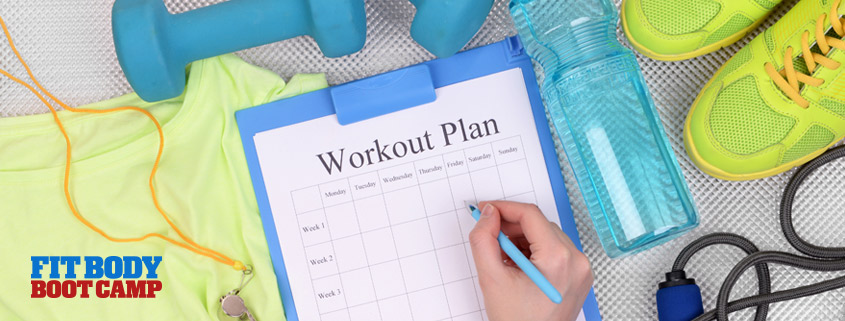 How to Structure Your Workout Plan